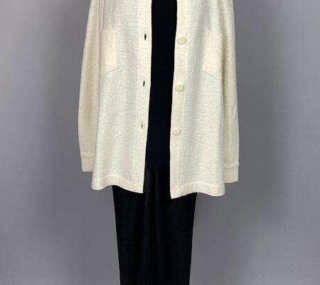 Blusenjacke aus Wolle, Nomansland