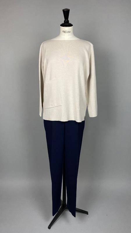 Pullover mit Tasche, Anna Seravalli