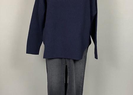 Pullover aus italienischem Garn, Closed