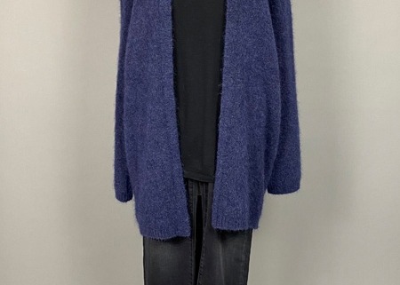 Strickjacke, Mohair, Nomansland