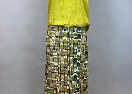 01 Bluse / Culotte Anna Seravalli