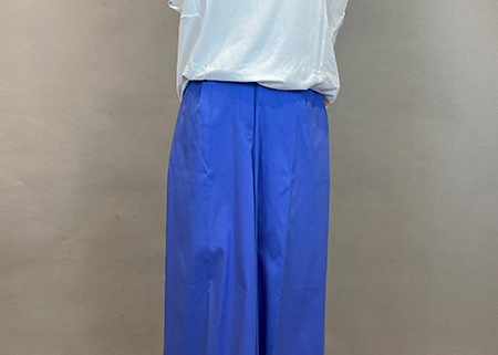 12 Shirt / Culotte Anna Seravalli