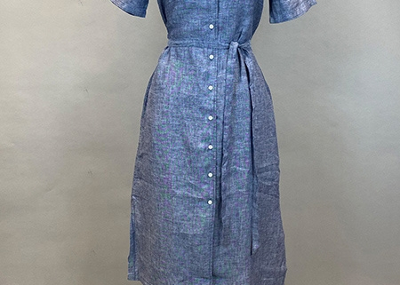 30 Hemdblusenkleid Gant