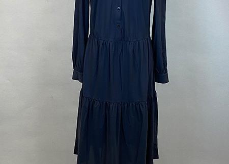 54 Kleid nachtblau Nomansland