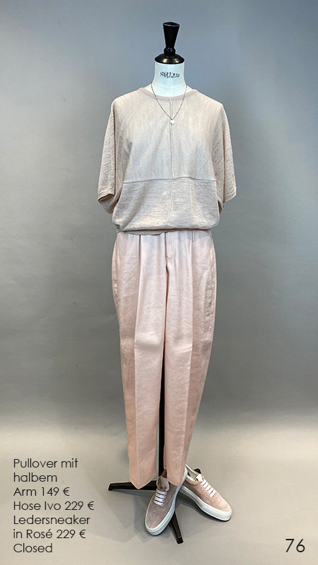 76 Pullover / Hose / Sneaker Closed