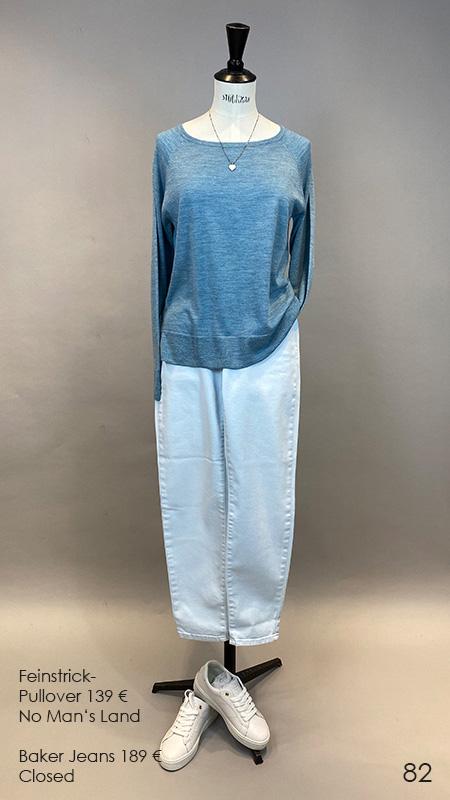 82 Pullover / Jeans Nomansland / Closed