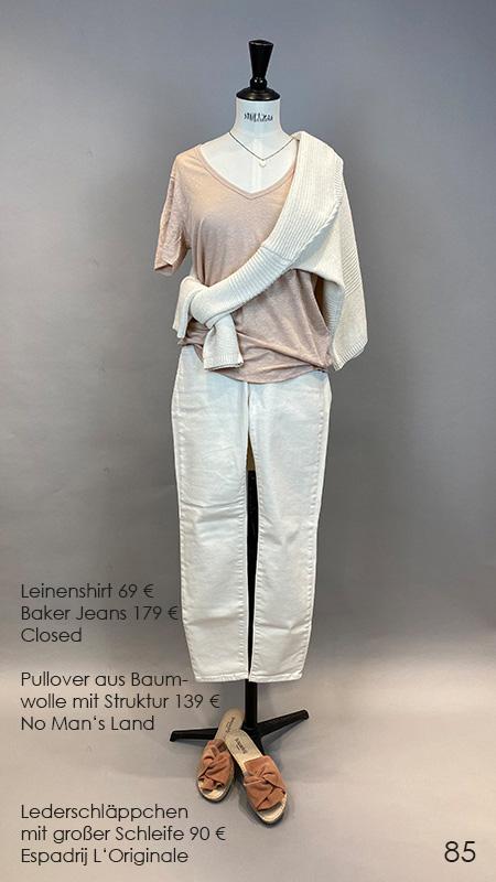 85 Shirt / Jeans / Pullover Closed / Nomansland